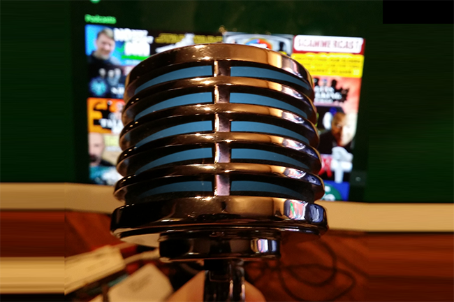 Capture YOUR Podcast via Any of The 2GuysTalking Podcast Capture Studios!