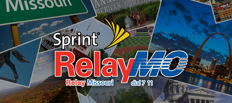 Click Here to Visit Sprint's RelayMissour - a Video Relay Outlet - DontHangUpOnRelay.Com