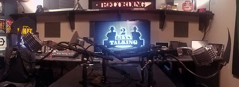 Ready to Sit Down, Speak, and Leave? Do It Now at 2GuysTalking East...
