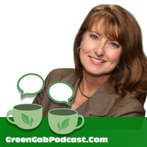 Green Gab Podcast Host Marla Esser Cloos