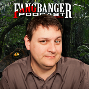 David Carite: Host of The Fangbange Podcast & All-Around Geek