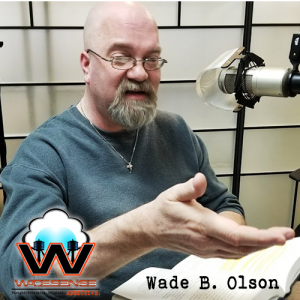 The Host of WadeSense - Wade B. Olson