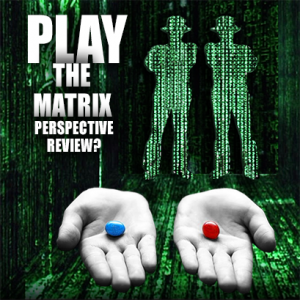Click Here to Listen to The Perspective Review of The Matrix (1999)!