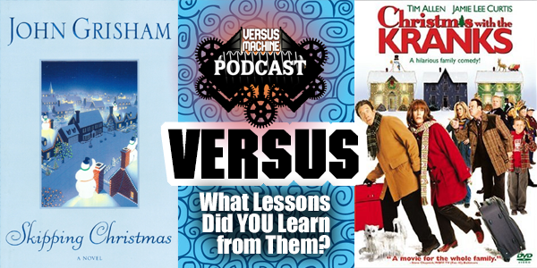Christmas With The Kranks Dvd.Skipping Christmas The 2001 Book Versus Christmas With