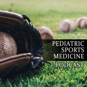 The Pediatric Sports Medicine Podcast with Dr. Mark Halstead