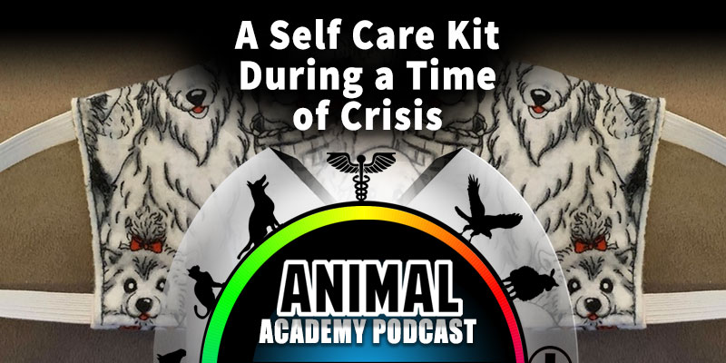 A Self Care Kit During a Time of Crisis - from The Animal Academy Podcast