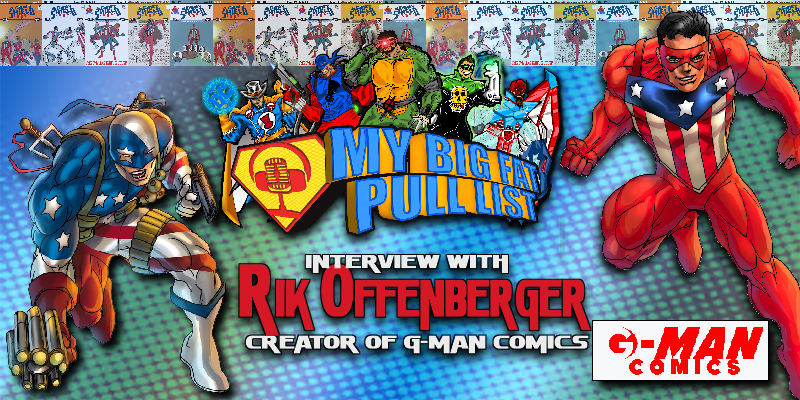 MBFPL - Vol3 - Interview with Agent Shield creator Rik Offenberger