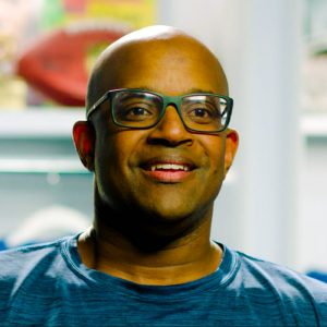 Byron Cunningham - A Guest on The Pediatric Sports Medicine Podcast with Dr. Mark Halstead
