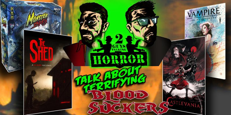 2GTHorror - Talk About Terrifying: Blood Suckers