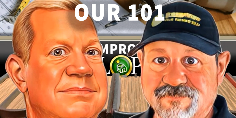 Home Improvement Encyclopedia: Our 101: We're Podcasting to Educate Our Customers...